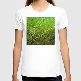 Lush and Lavish Blades of Glorious Green Grass T-shirt