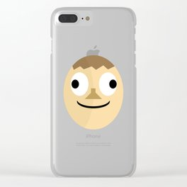 Jakeomonk Face Clear iPhone Case