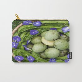 Love Comes In Circles Carry-All Pouch