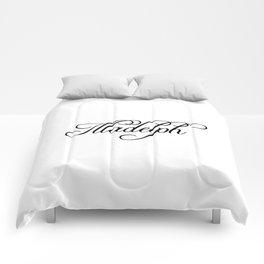 Illadelph Comforters