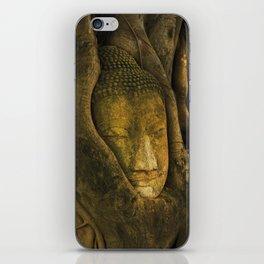 Buddha - Ayutthaya - Thailand iPhone Skin
