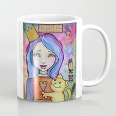 In Heavenly Love Abiding Coffee Mug