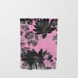 Waterlilies Wall Hanging