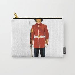 Queen London Guard  Carry-All Pouch