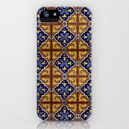 Tiles - VI iPhone Case