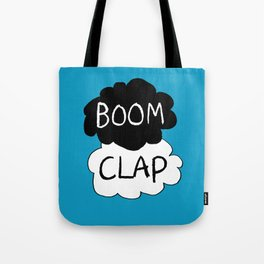 Boom Clap (the sound of my heart - TFIOS) Tote Bag