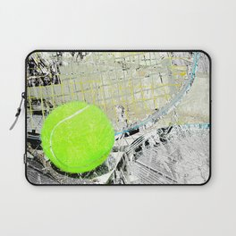 Tennis Art 2 Laptop Sleeve