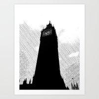 Big Benny Art Print