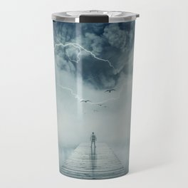 into the storm Travel Mug