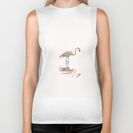Simply flamingo Biker Tank