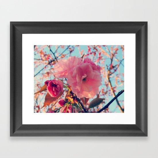 Cherish Framed Art Print