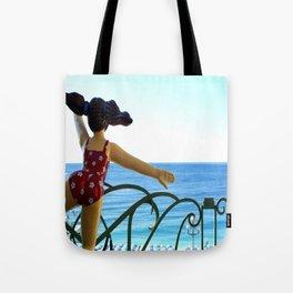 Look at the Beach! Tote Bag