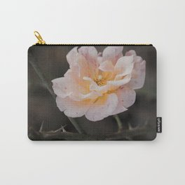 A winter rose Carry-All Pouch