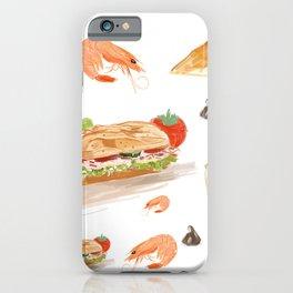 Picnic Summer iPhone Case