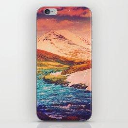 Warm In the Winter iPhone Skin