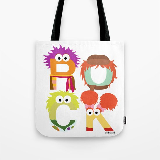 "A Fraggle ""ROCK"" Tote Bag"