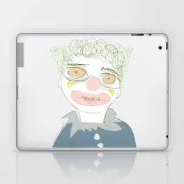 Walter as a Clown Laptop & iPad Skin