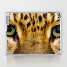 Eye Of The Tiger - Painting Style Laptop & iPad Skin