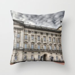 Buckingham Palace  Throw Pillow
