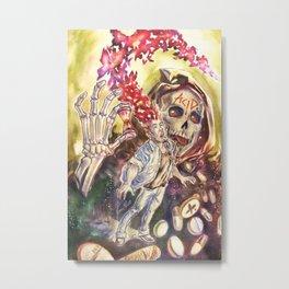 Last Trip Metal Print