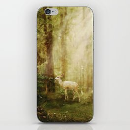 Untouched iPhone Skin