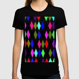 A Harlequin Weird-Darker Palette T-shirt