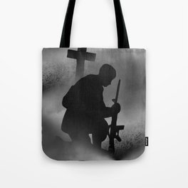Sacrifice Tote Bag