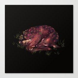 Deer Dear Deer Canvas Print