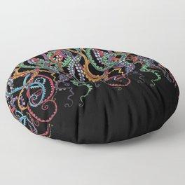 Tentacles Floor Pillow