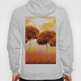 Tangerine Trees and Marmolade Skies Hoody