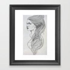 131 Framed Art Print