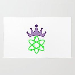 SMART Science Queen - Science Princess Rug