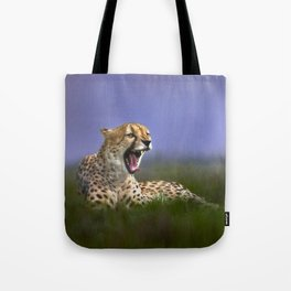 The Cheetah Tote Bag