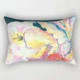 Gladiola Clouds Rectangular Pillow