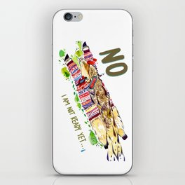 Year of the Horse iPhone Skin