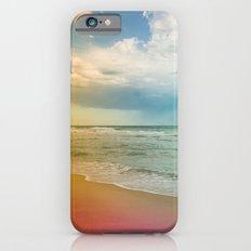 Beach in Colours iPhone 6 Slim Case