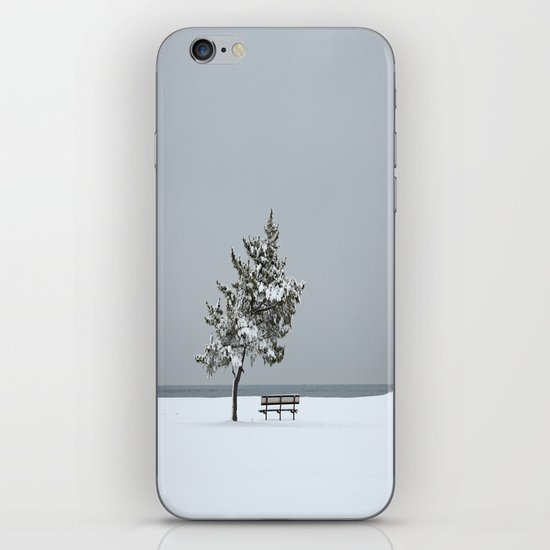 Lonesome Winter iPhone & iPod Skin