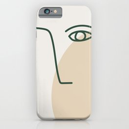 not made to be subtle iPhone Case