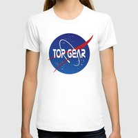 nasa T-shirts featuring Top Gear 'NASA' logo by not-the-stig