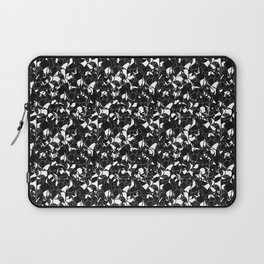 Black For The Night Laptop Sleeve