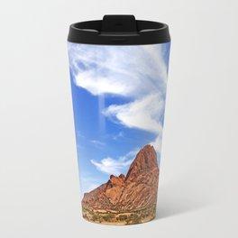 Landscape near Spitzkoppe, Namibia Travel Mug