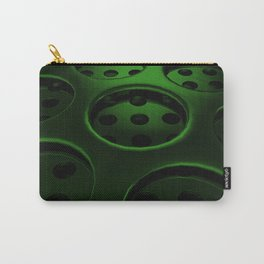 Circular speaker grille Carry-All Pouch
