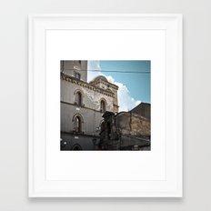 Enna Framed Art Print