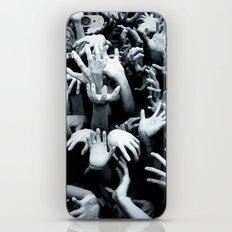 Help Hell iPhone & iPod Skin
