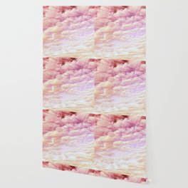 Cotton Candy Sky Wallpaper