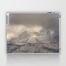the mountain speaks to me Laptop & iPad Skin