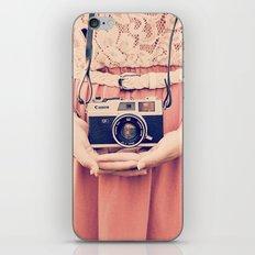Classic Rangefinder iPhone & iPod Skin