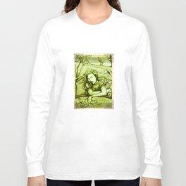 Romantic Ophelia Long Sleeve T-shirt