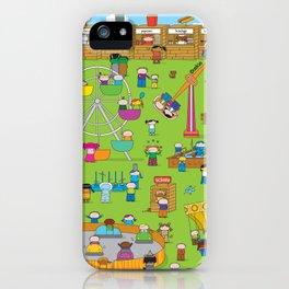Oekie Fair iPhone Case