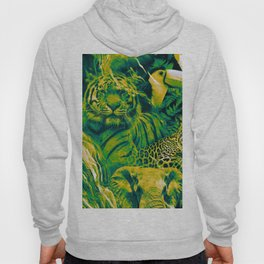 Welcome to the Jungle Hoody